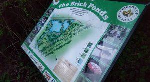 Vandalism Brick Ponds